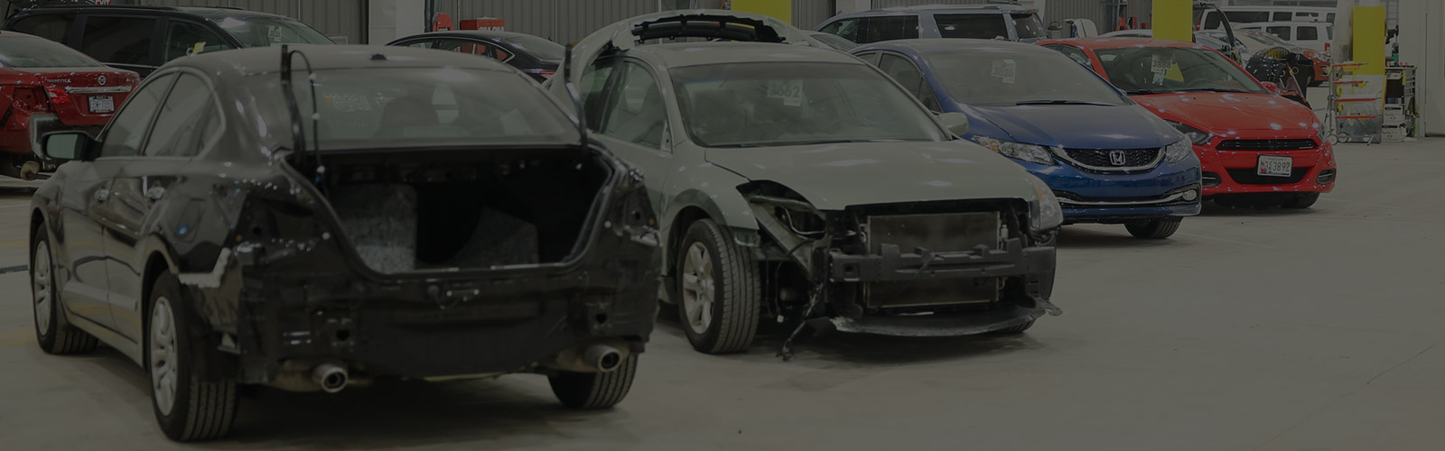 collision repairs for all makes and models