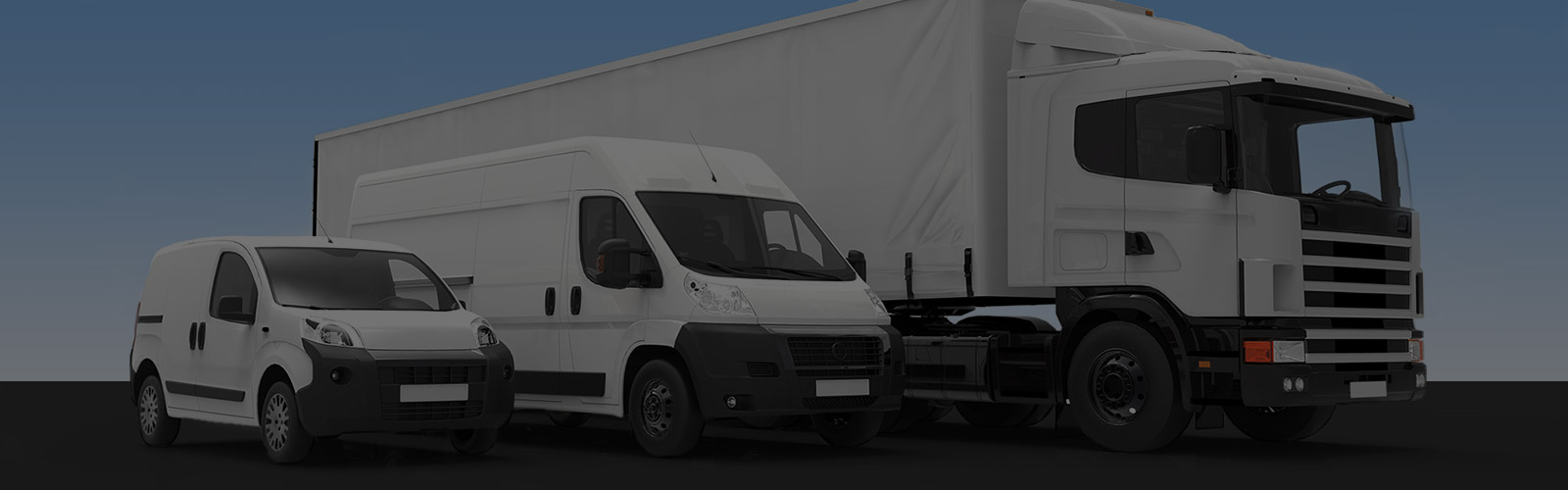 collision repairs for commercial vehicles