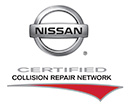 nissan collision center
