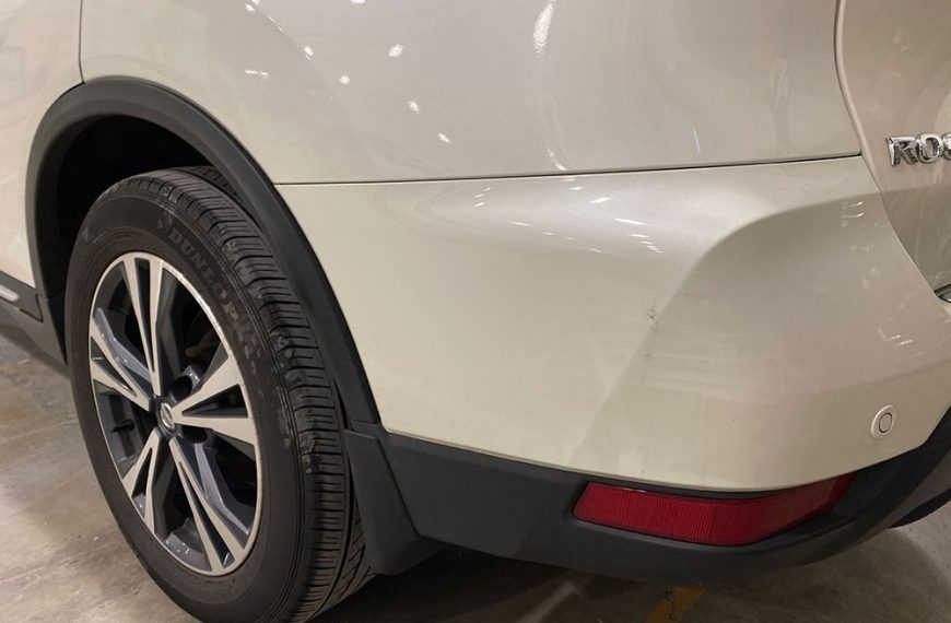 Why Your Bumper Paint Doesn't Match The Rest Of Your Car